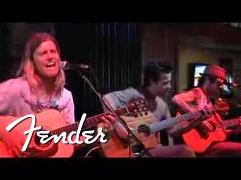 Puddle of Mudd- She Hates Me   Fender