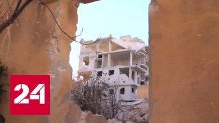За неделю перемирия в Сирии боевики успели перегруппироваться