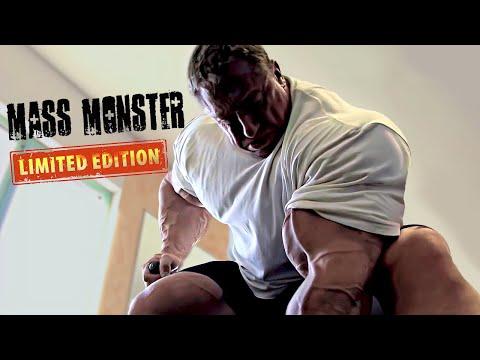 MASS MONSTER LIMITED EDITION - XXXL MASS - EPIC BODYBUILING MOTIVATION