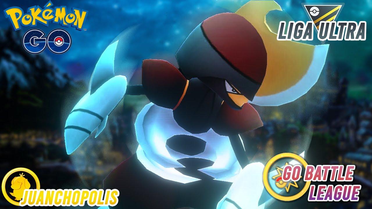 ¡LLEVANDO A BISHARP CON UN EQUIPO RANDOM SIN XL EN ULTRA REMIX!-Pokémon Go PvP