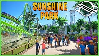 Sunshine Park! Park Spotlight 214: Planet Coaster