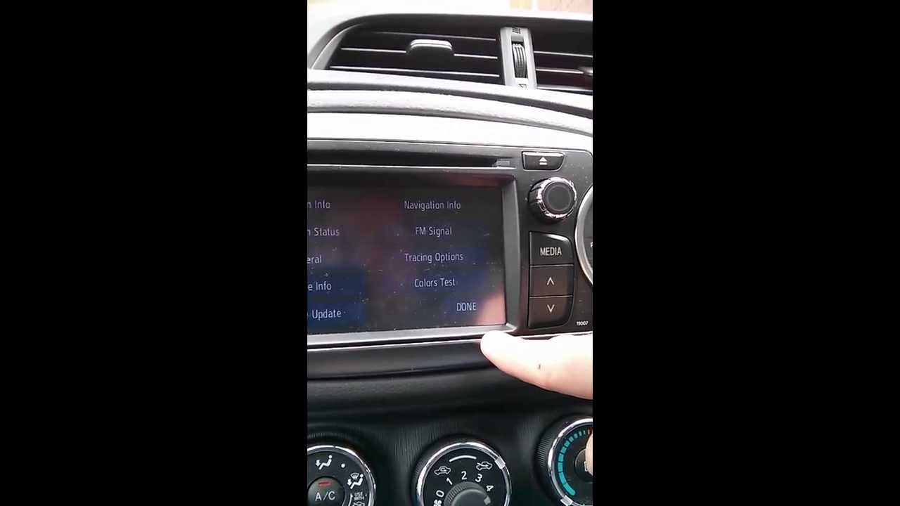 Toyota Touch and Go Secret Menu   FunnyCat TV
