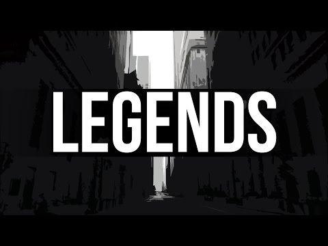 OMG!!! RAP TRAP BEAT - New Dope Rap Trap Beat | Legends (Prod By GARA & MayTrix)