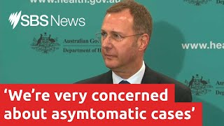Australians urged to take mild COVID-19 symptoms seriously I SBS News