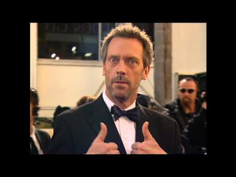 Hugh Laurie Fashion Snapshot Golden Globes 2007