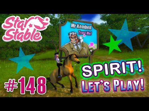 Let's Play Star Stable #148 - SPIRIT & SPIES