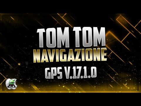 Tomtom Android Navigazione GPS Traffic 1.17 Full Apk