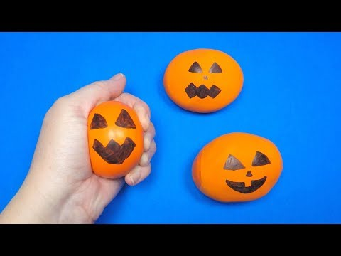 how-to-make-a-stress-ball-for-halloween-|-halloween-crafts
