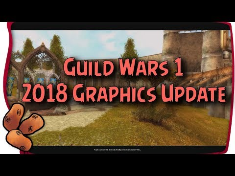 Guild Wars 1 – A New Graphics Update(!!) + 2018 Developer Questions & Answers Summary