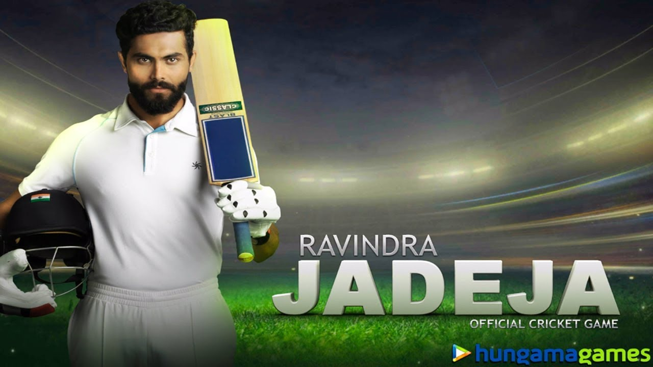 Rabindra Jadeja: Official Cricket game এর ছবি ফলাফল