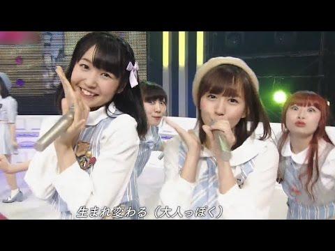 [HD] SKE48 - コケティッシュ渋滞中 LIVE (フルVer) Coquettish Juutai Chuu