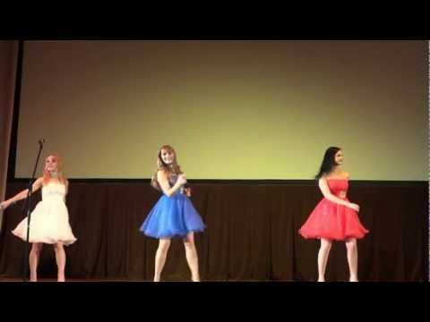 On-Line - Стоят девчонки стоят в сторонке (Live)