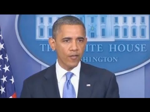Obama: listen to Hurricane Sandy warnings