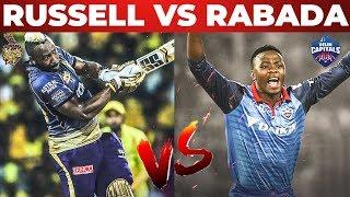Russell Vs Rabada | KKR Vs DC Full Match Analysis And Dream 11 Prediction | IPL 2019 | Match 26