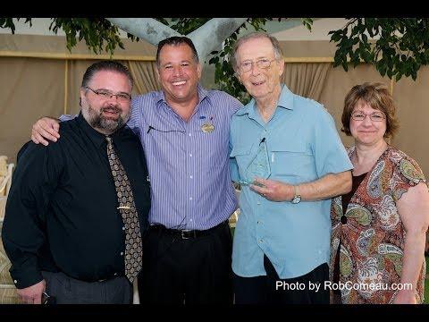Bernie Kopell Recieves Lifetime Acheivement Award
