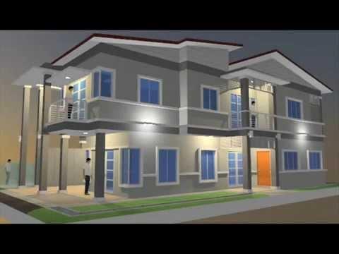 Rekabentuk Ubahsuai Rumah Teres 2 Tingkat End Lot Di Yen 18 40200 Shah Alam