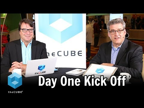 Day One Kickoff | OpenSource Summit 2017