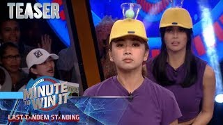Minute To Win It - Last Tandem Standing: Day 157 Teaser