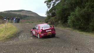 James Grint & Steve Greenhill - Malcolm Wilson Rally 2011