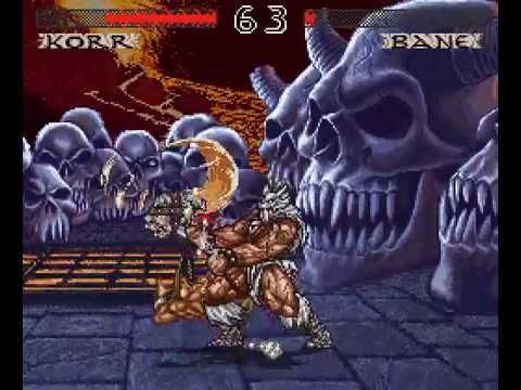 SNES Longplay [411] Weaponlord