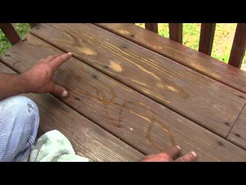 Can Washing Damage Your Wood Deck You