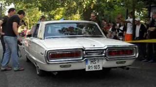 '65 Ford Thunderbird V8 Sound & Burnout