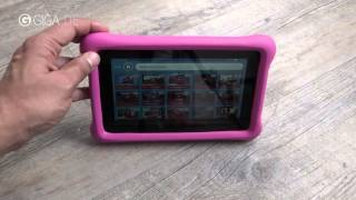 Amazon Fire Kids Edition - Hands-On zum Kinder-Tablet (deutsch) - GIGA.DE