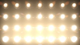 Flashing Lights Wall of Lights Motion Graphics vjloop vj loop light bulb flickering