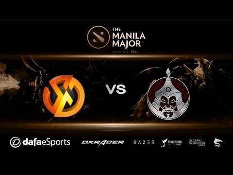 Signature.Trust VS Mongolz Bo2 - The Manila Major 2016 - Qualifiers - Caster : RoCkLEE [Thaicaster]