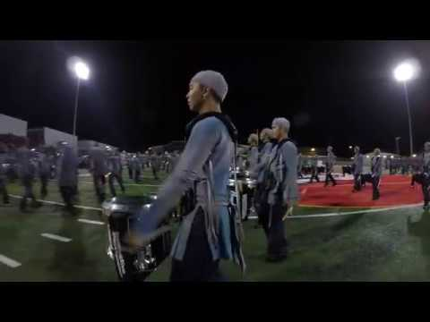 2017 James Logan High School Marching Band and Color Guard Friends and Family Night 11/17/17