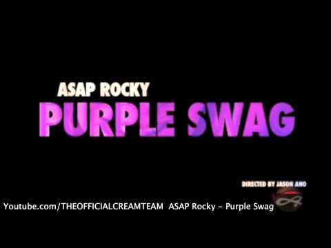 A.$.A.P Rocky - Purple Swag [High Quality]