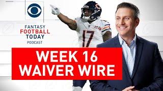 Week 16 WAIVER WIRE & Championship Winners | 2019 Fantasy Football Advice | Fantasy Football Today