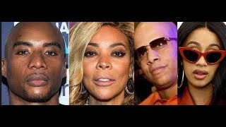 Wendy Williams Charlamagne Fell Out Over Kevin Alleged Mistress, Cardi B Major Backlash Today