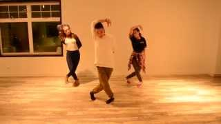 | Ben Vo Choreography | Aaron Smith - Dancin (KRONO Remix) |