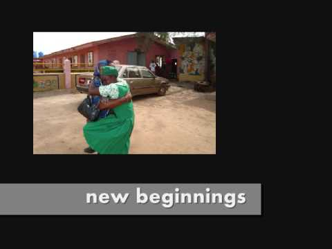 Changing Lives at Genesis House Women's Shelter Nigeria