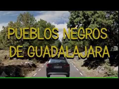 PUEBLOS NEGROS DE GUADALAJARA 4K VF2