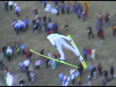 Johnny Spillane, World Championshop Ski Jump, Predazzo 2003