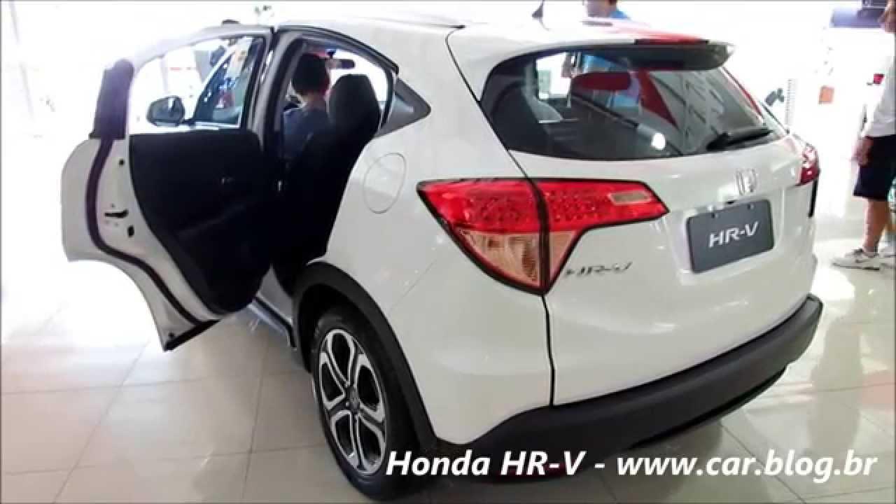 Honda HR-V chega às concessionárias - www.car.blog.br - YouTube