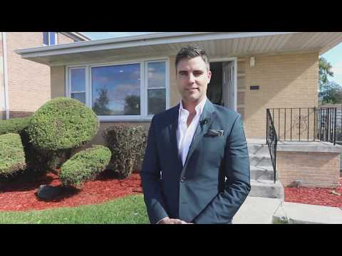 Frank Montro Homes  9347 S Parnell  Chicago IL  Colin Egglesfield