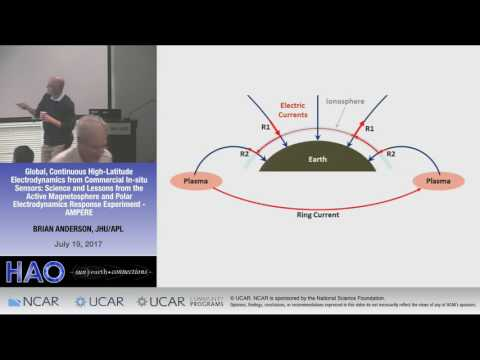 Brian Anderson | JHU/APL | Global, Continuous High-Latitude Electrodynamics