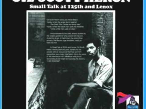 Brother [Small Talk At 125th And Lenox] - Gil Scott-Heron