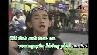 Người Phương Xa (Karaoke) - Minh Thuận