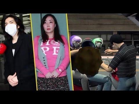 歌手に排泄物 日本女性に疑惑