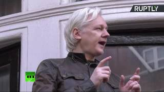 """I will not forgive or forget"" - Assange speaks"
