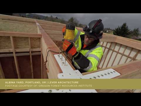 Wood Meets Seismic Design Requirements