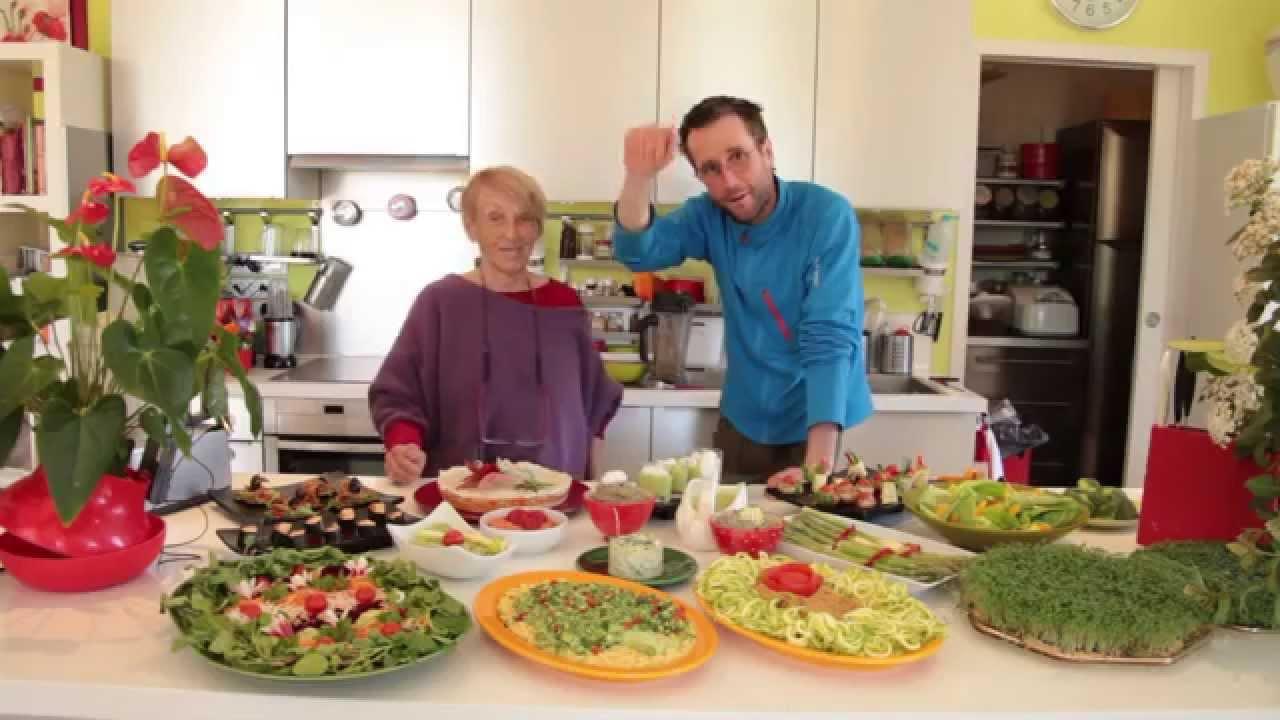 Irene 39 s raw food recipes recettes pour une alimentation - Cuisine vivante pour une sante optimale ...