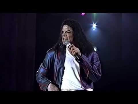 Michael Jackson - Come Together / D.S - Live Auckland 1996 - HD
