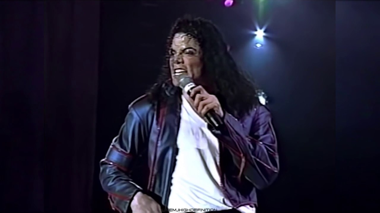 Download Michael Jackson - Come Together / D.S - Live Auckland 1996 - HD