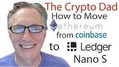 How to Buy Ethereum on Coinbase and Move it to Your Ledger Nano S
