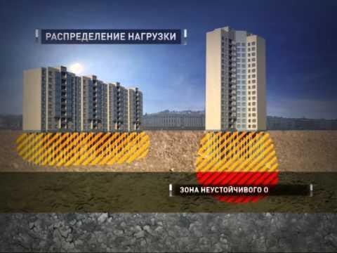 В Санкт-Петербурге нельзя строить выше 13-го этажа! 5 канал.